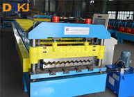 Roof Sheet Making Machine  Automatic Corrugated Roof Roll Forming Machine